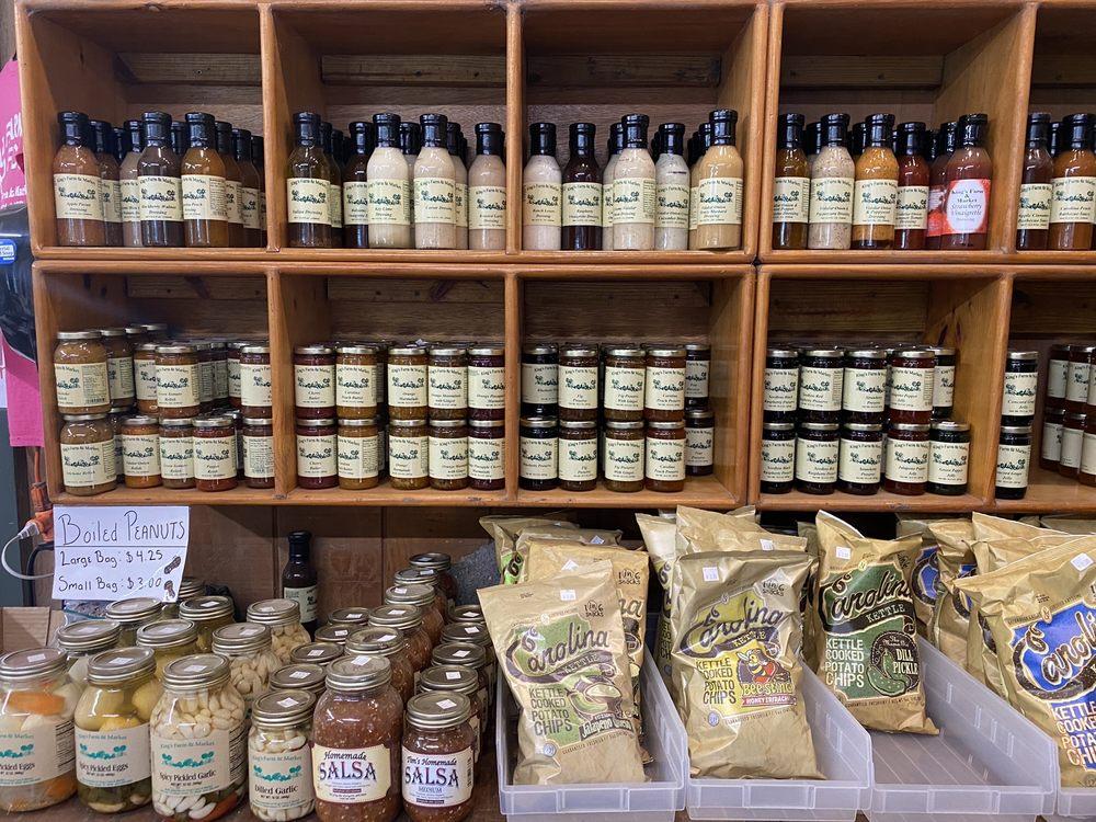 King's Farm Market: 2559 Hwy 174, Edisto Island, SC