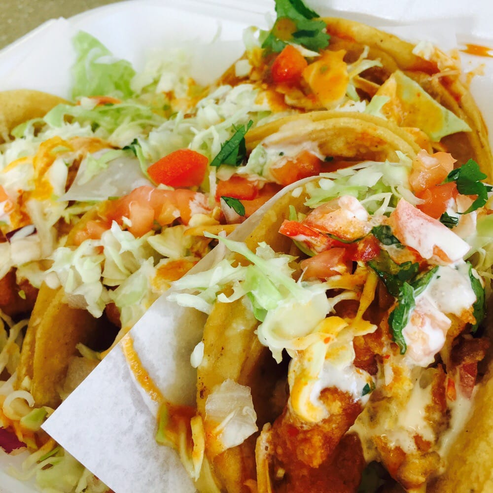 4 4 fish tacos score yelp for Fish tacos near my location