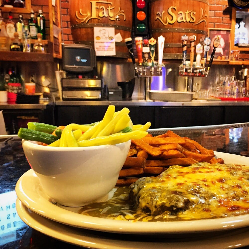 Fat Sats Bar And Grill: 51 I-25 Bypass Rd, Belen, NM
