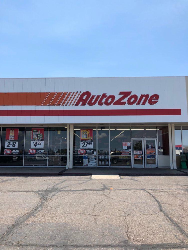 AutoZone - Auto Parts & Supplies - 812 E Fry Blvd, Sierra
