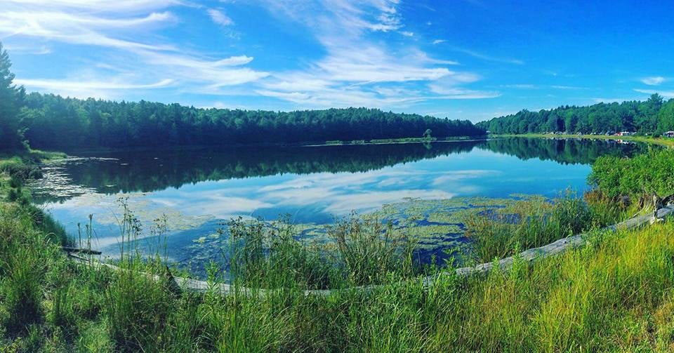 Echo Lake Campground: 200 Moroney Rd, Pascoag, RI