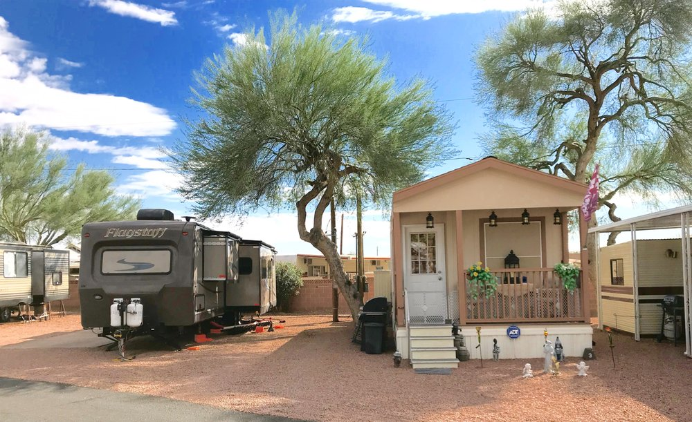 Photo Of Oasis Junction Mobile Home RV Park