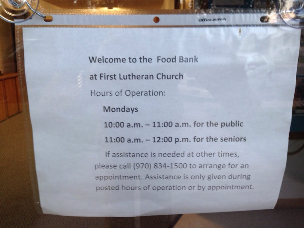 First Lutheran Church: 402 Graefe Ave, Ault, CO