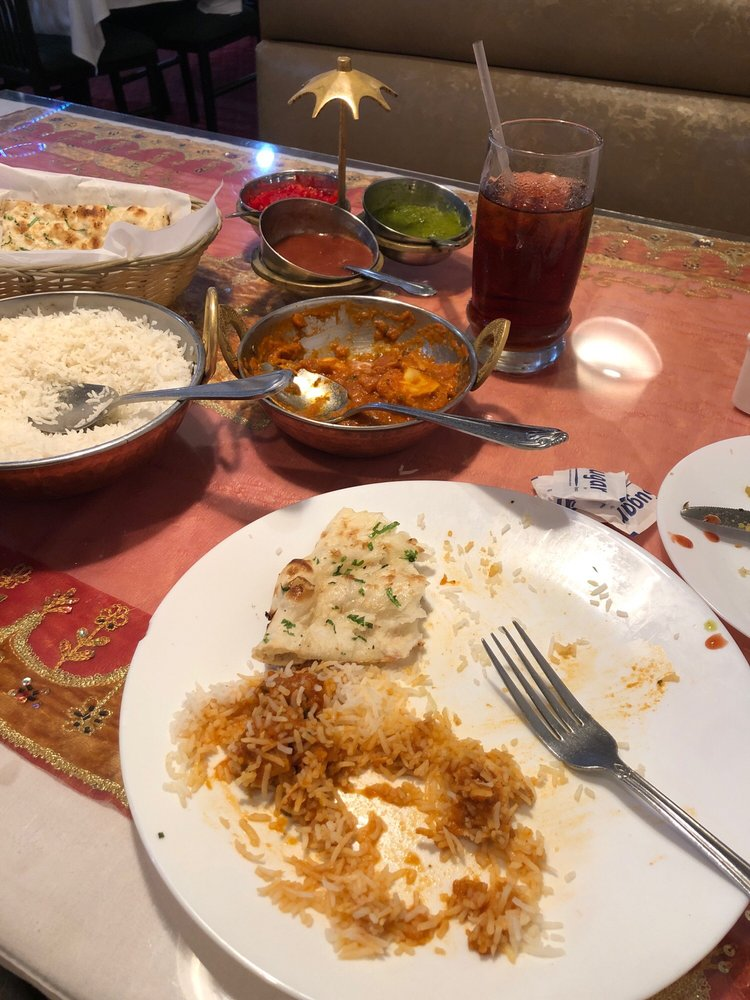 Food from New Taste of India