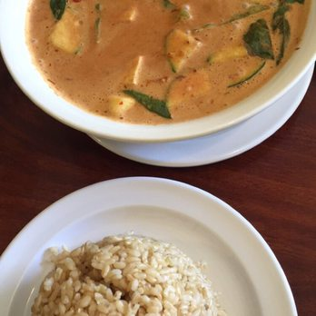 Photo Of The Vegan Joint Los Angeles Ca United States Pumpkin Curry