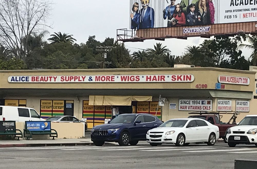 Alice Beauty Supply