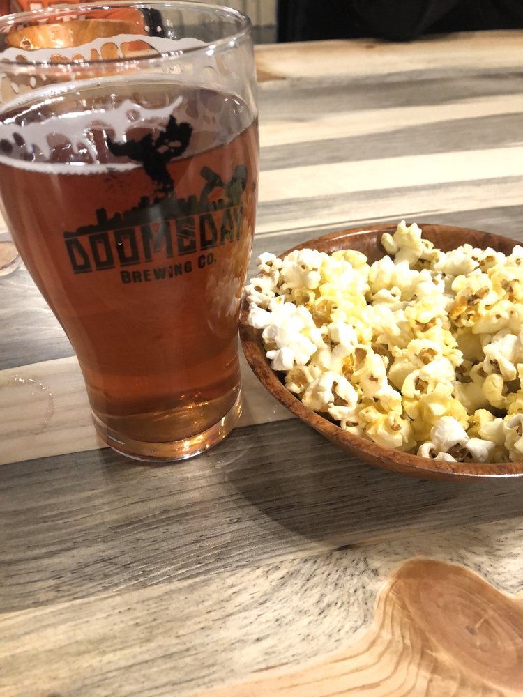 Doomsday Brewing Pub and Pizza: 9301 NE 5th Ave, Vancouver, WA