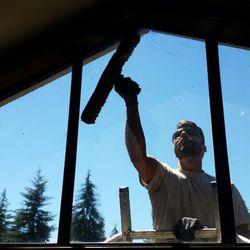 window washing seattle glass masters photo of mnz window cleaning services seattle wa united states tony doing 24 photos washing 816 sw