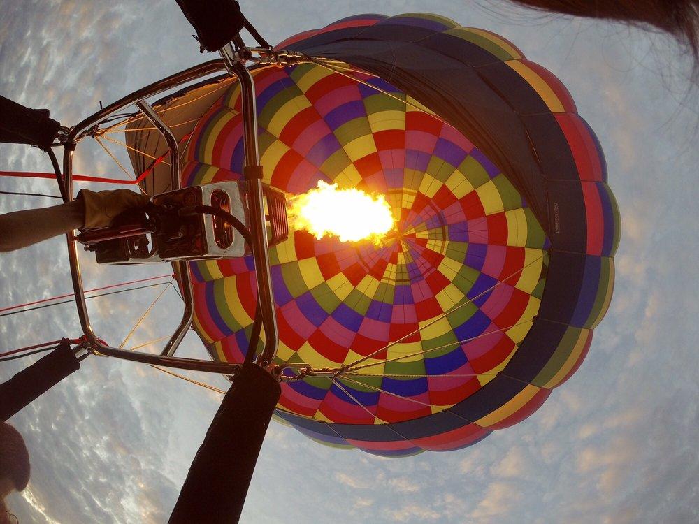 Valley Ballooning: 16350 Old Valley Pike, Edinburg, VA