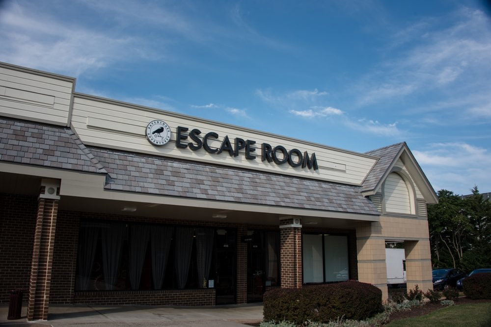 Escape Room Herndon: 406 Elden St, Herndon, VA