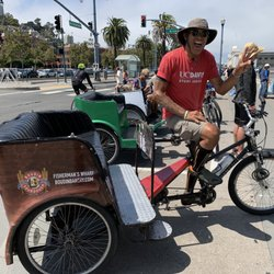 Cabrio Taxi Pedicabs - SoMa, San Francisco, CA - 2019 All