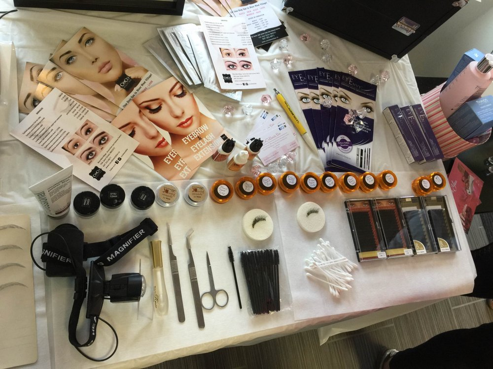Eyelash Extension Supplies and Tools - Yelp