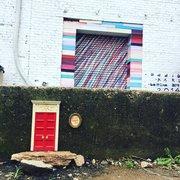 Tiny Doors Atl 12 Photos Commissioned Artists Virginia