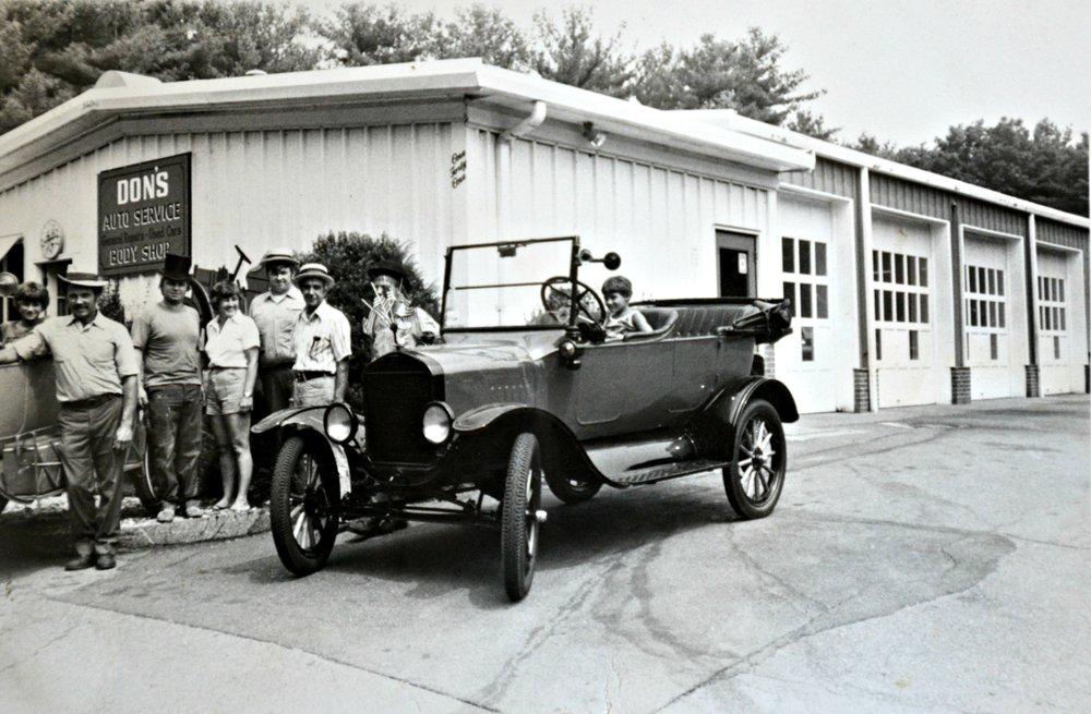 Don's Auto Service: 141 Sargent St, Belchertown, MA