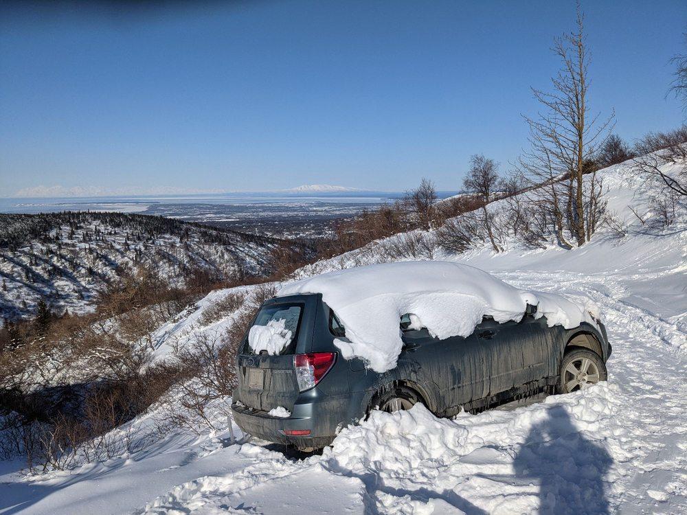 Rabbit Lake Trail: Canyon Rd, Anchorage, AK