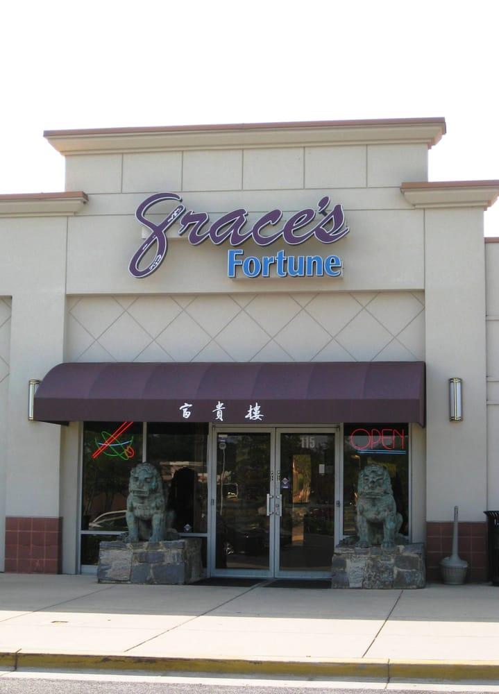 Grace Restaurant Bowie Md Menu