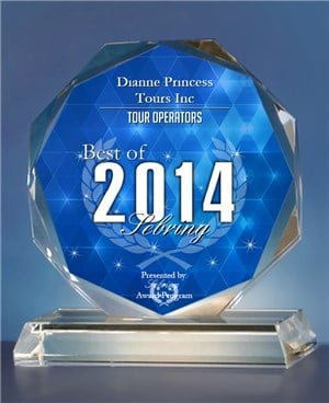 Princess Dianne Tours: Avon Park, FL