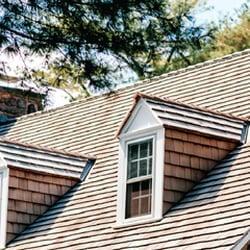 Photo Of The Cedar Roof Company   Malvern, PA, United States. Cedar Roof