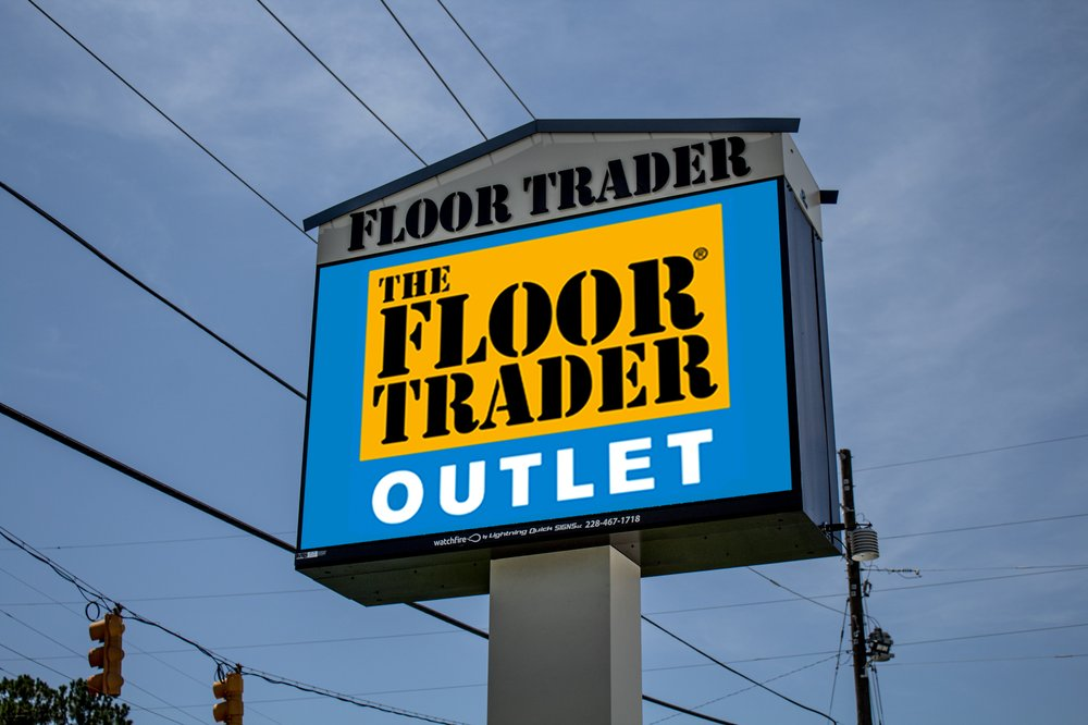 The Floor Trader Gulf Coast: 6217 N Washington Ave, Ocean Springs, MS