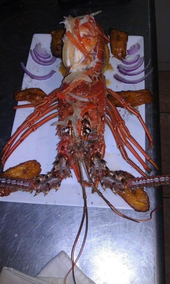 Atlantis Fresh Lobster Restaurant: carretera 441 kilometer 1.5 buzon 524, AGUADA, PR