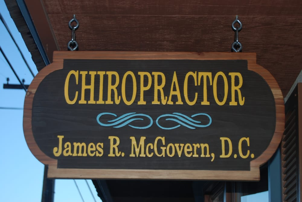 McGovern Chiropractic: 350 W Line St, Bishop, CA