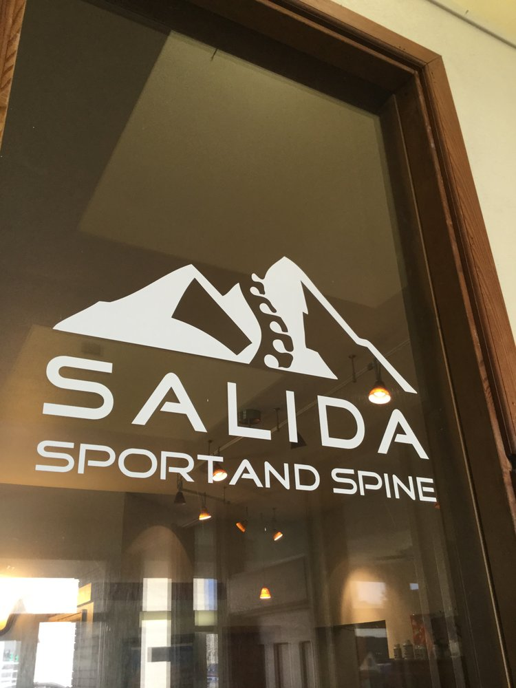 Salida Sport and Spine: 203 G St, Salida, CO