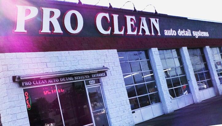 Pro Clean Auto Detail Systems: 1231 S 1st St, Yakima, WA