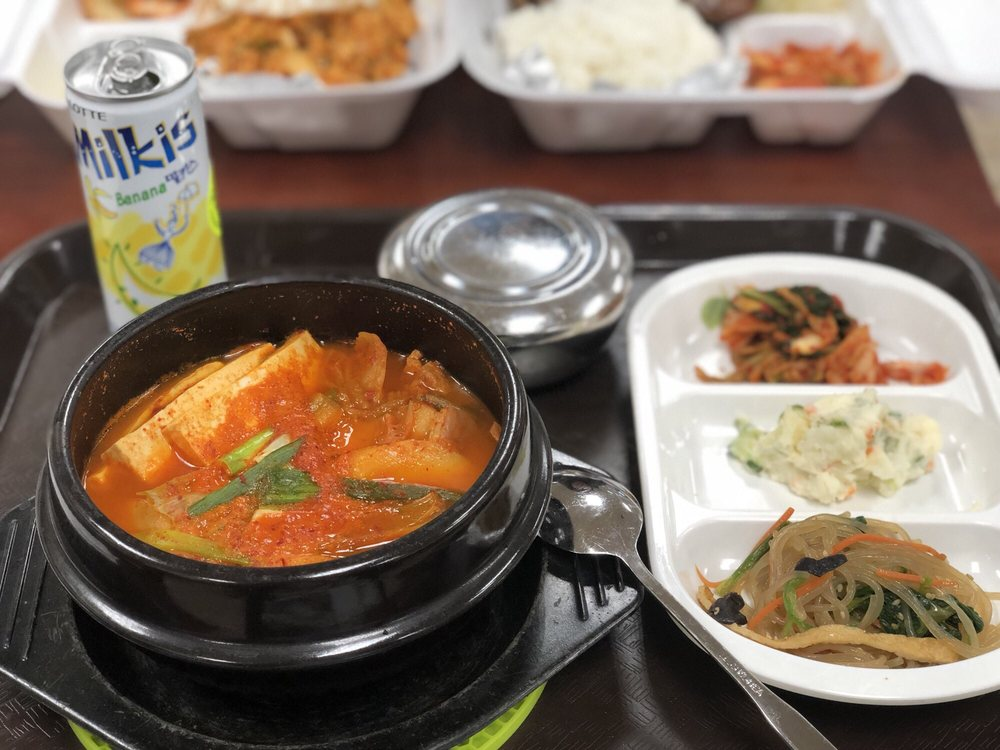 Food from Eat More Korean
