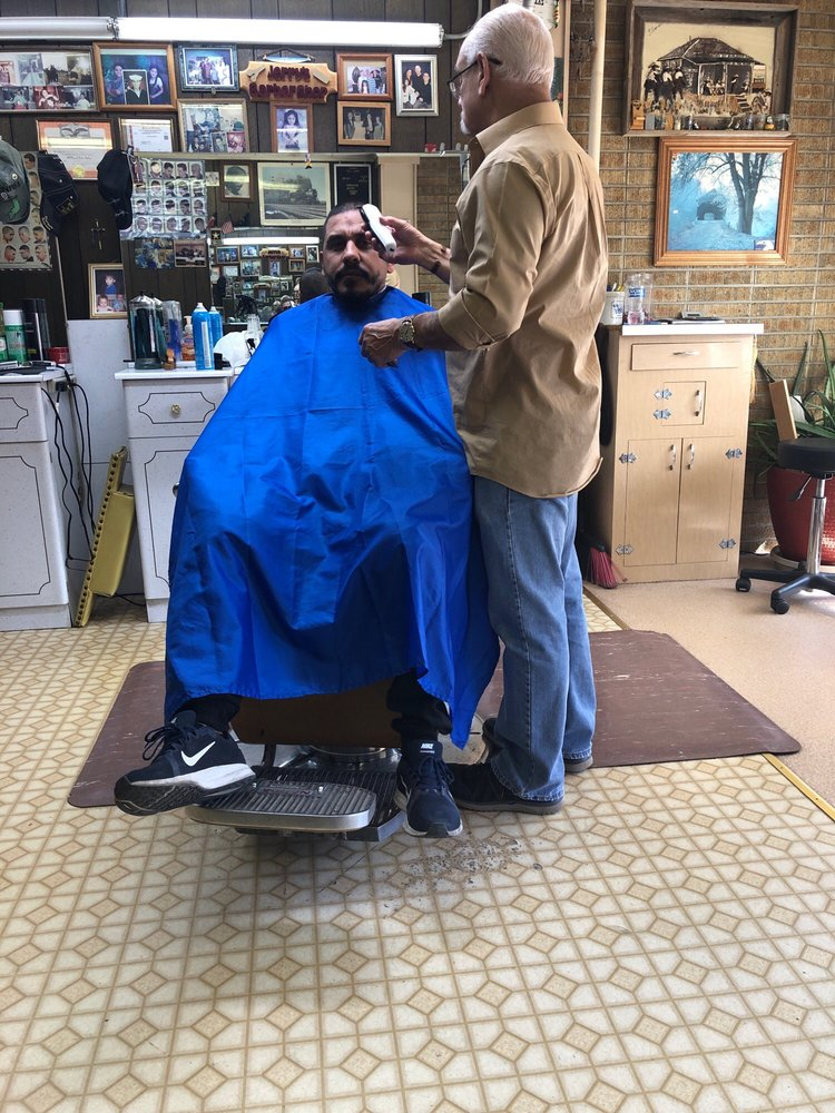 Jerry's Barber & Style Shop: 339 E Main St, Galesburg, IL