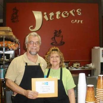 Jitters Cafe Menu Clinton Sc