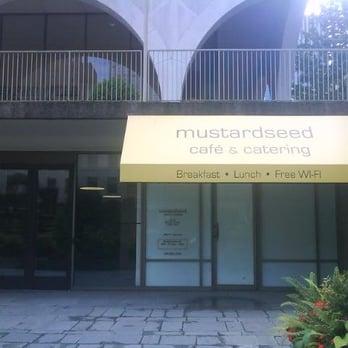 Mustard Seed Cafe Menu Seattle