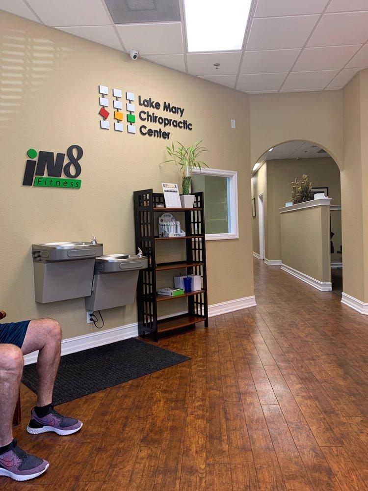 Lake Mary Chiropractic Center: 3240 W Lake Mary Blvd, Lake Mary, FL