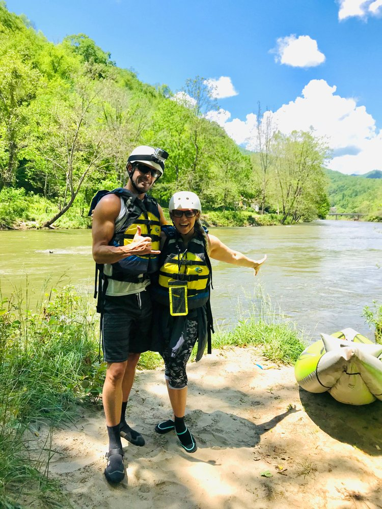 Social Spots from NC Outdoor Adventures