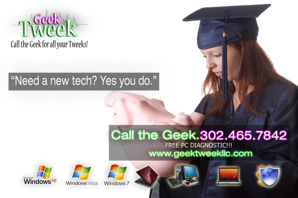 Geek Tweek: Dover, DE