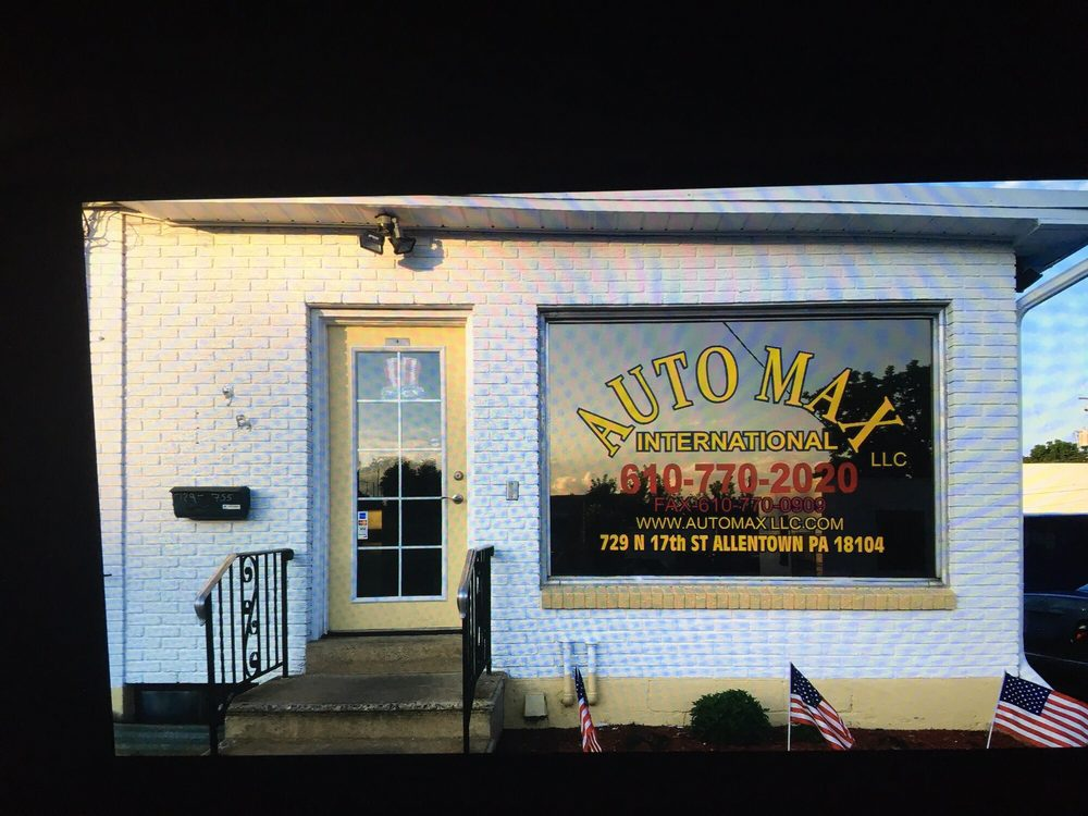 Auto Max International: 1636 W Tilghman St, Allentown, PA