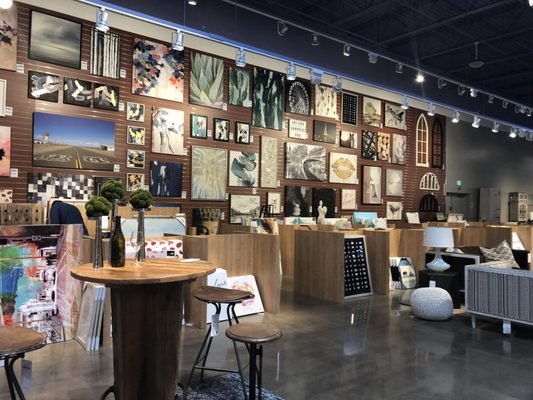 Living Spaces 8730 Rio San Diego Dr San Diego Ca Furniture Stores