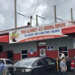 miller tire auto repair    reviews auto repair  sw  st miami fl
