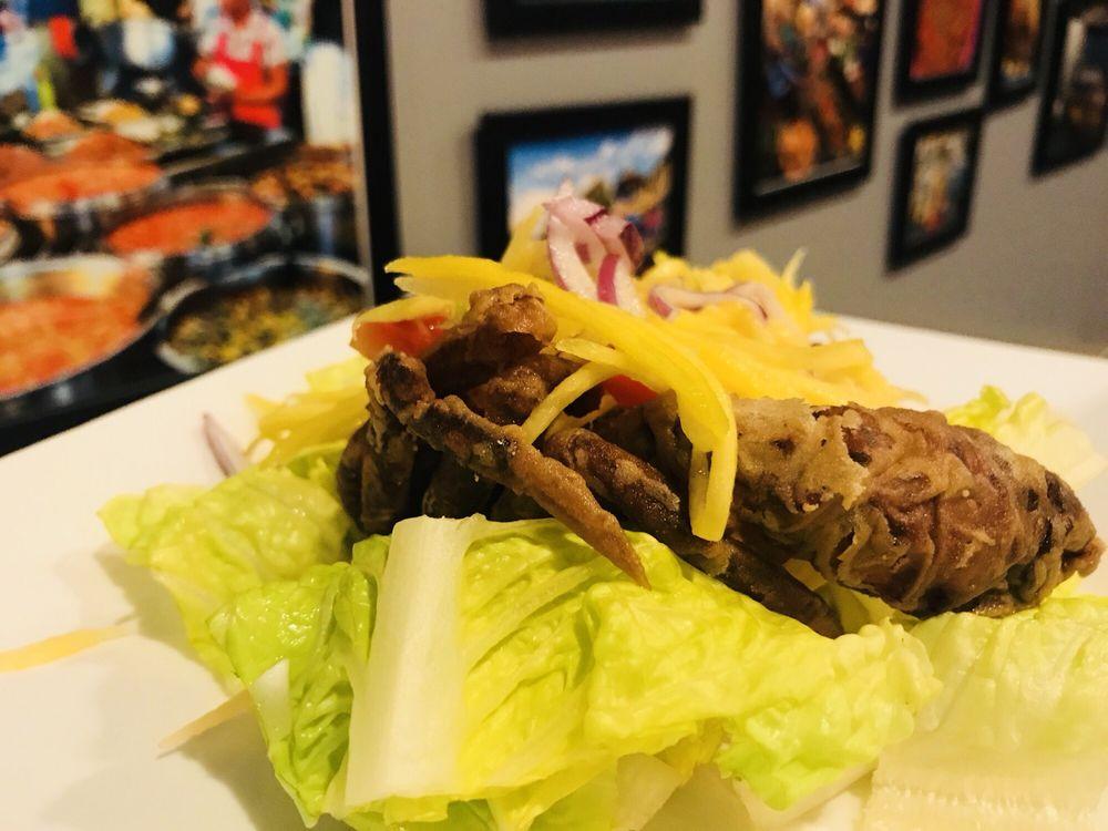 Bangkok Bistro Thai Eatery: 100 Rte 9 N, Manalapan, NJ