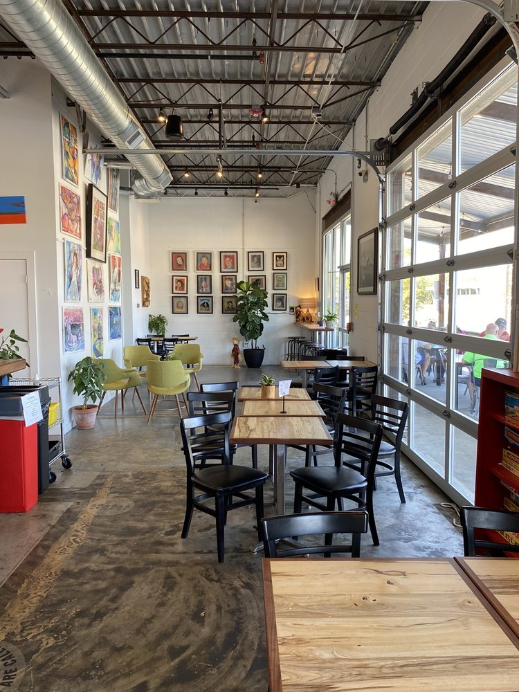 Java Dudes Coffee Company: 718 N 2nd St, Rogers, AR
