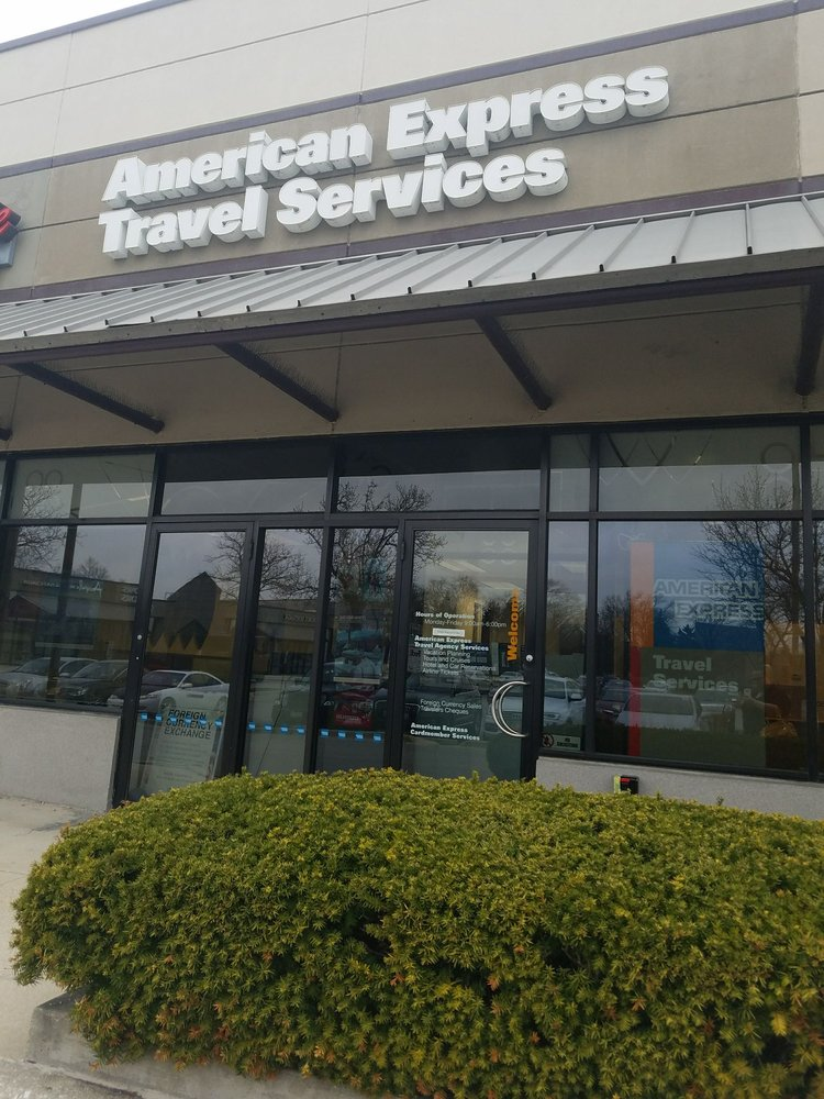 ALTOUR American Express: 1600 16th St, Oak Brook, IL