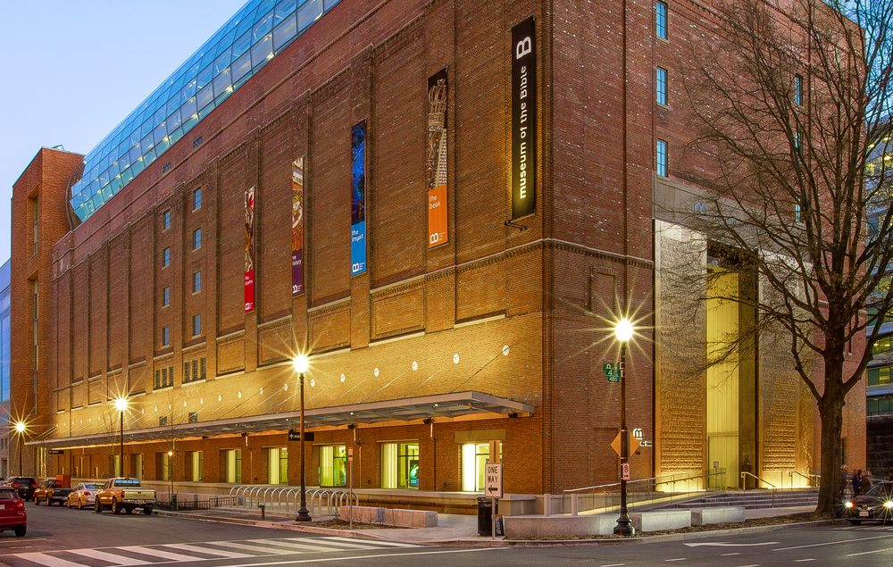 Museum of the Bible: 400 4th St SW, Washington, DC, DC