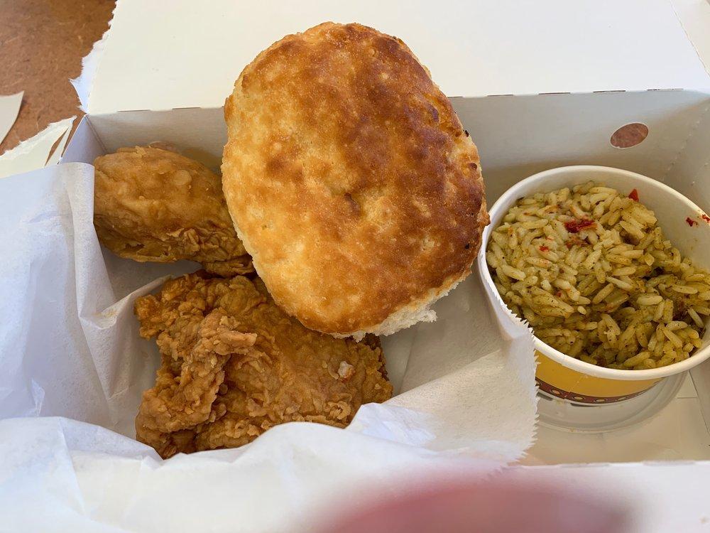 Food from Bojangles