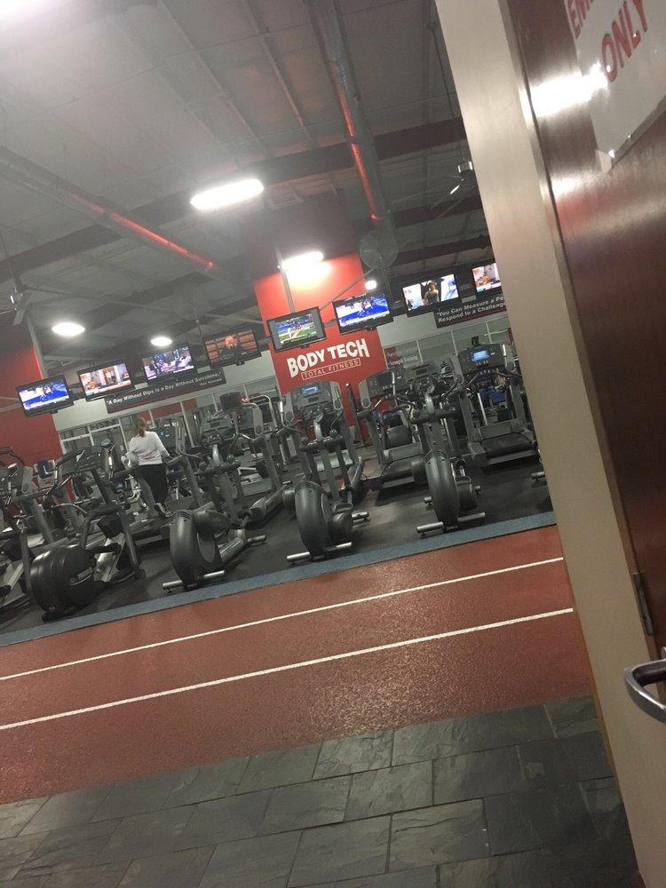 Body Tech Total Fitness: 3585 Hennepin Dr, Joliet, IL