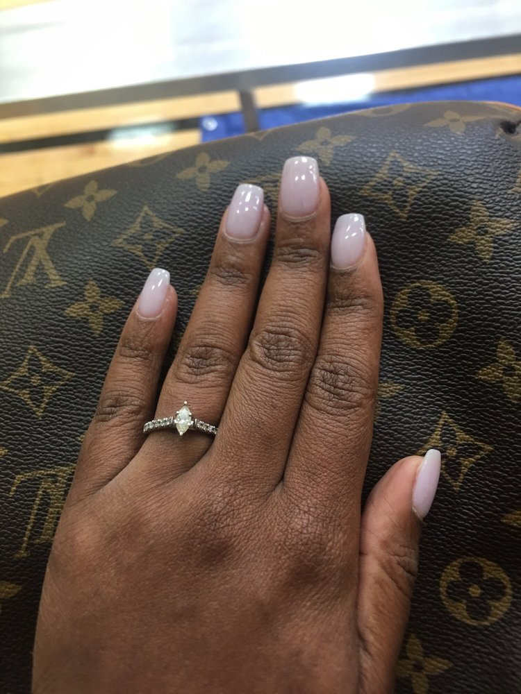 I love a neutral nail color! - Yelp