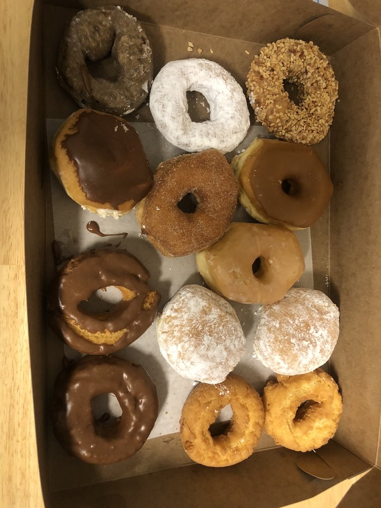 Food from Scotty's Donuts
