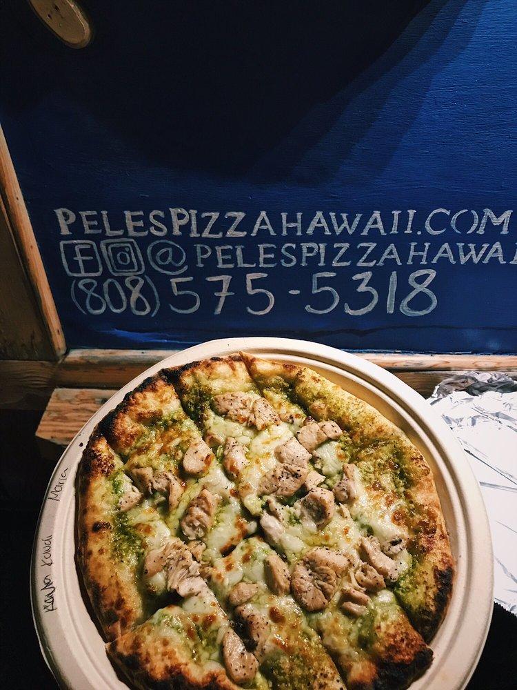 Pele's Pizza Hawaii: 2955 Hana Hwy, Haiku, HI