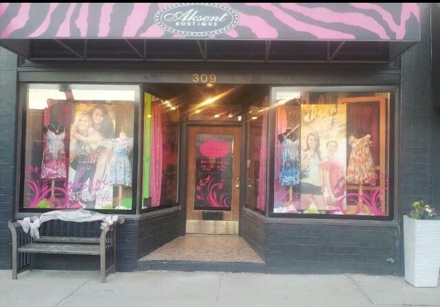 Aksent Jewelry Boutique: 309 N Buckeye Ave, Abilene, KS