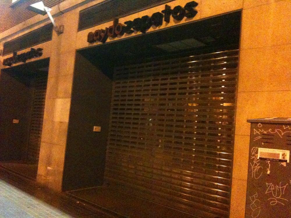 Shoe Shops In Valencia Spain