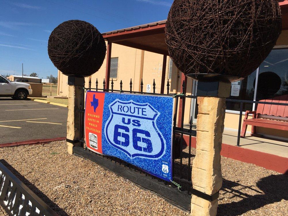 Devil's Rope Museum: 100 S Kingsley St, McLean, TX