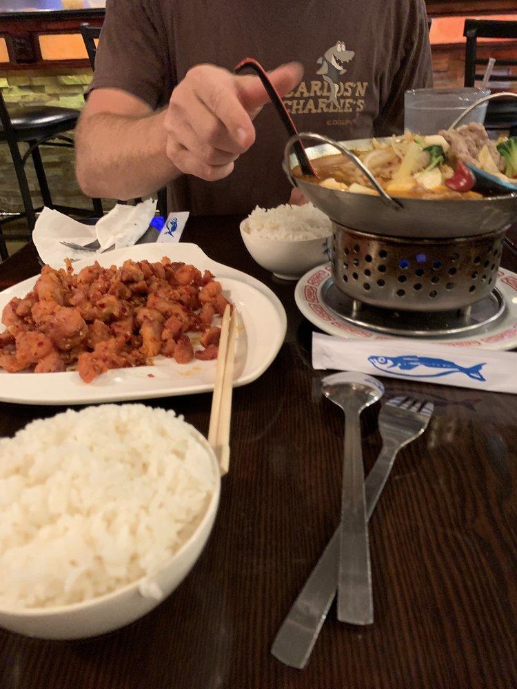 Food from Mei Wei
